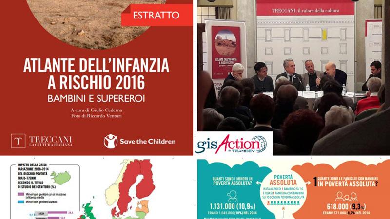 presentazione-Atlante-2016 GisAction Save the Children