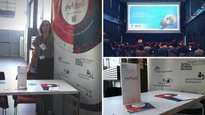 GisAction at Gis Sustainable World Conference :: Geneva 2018