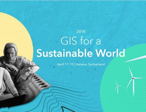 GIS for a Sustainable World :: 17-19 april – Geneva, Switzerland