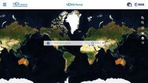 The GEOSS Portal