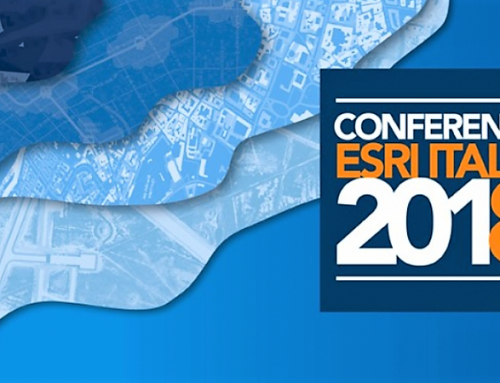 Esri Italia Conference: The Science of Where paradigm of Italy 5.0