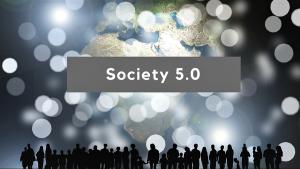 Society 5.0 - Conferenza Esri Italia - GISaction
