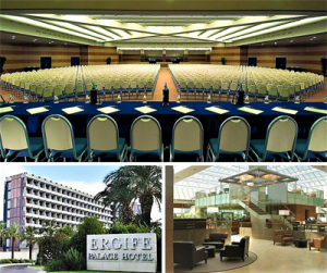 Esri Italia Conference - 16-17 May 2018 at Ergife Palace Hotel GISaction