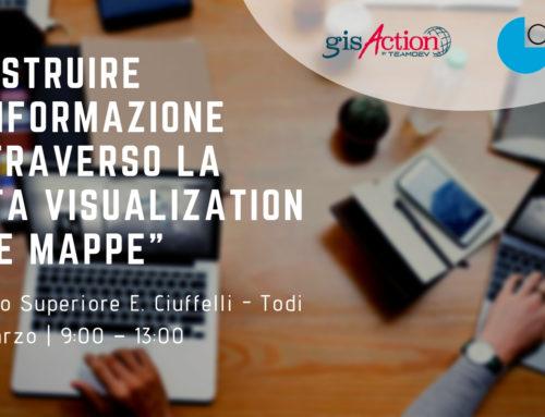 """""""Costruire l'informazione attraverso la data visualization e le mappe"""""""
