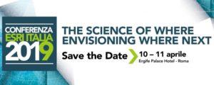 the science of where envisioning where next conferenza esri italia
