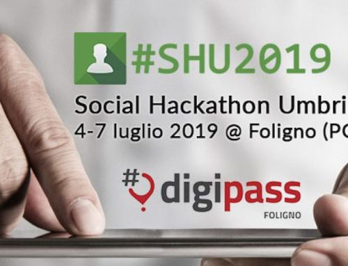 Round Table discussion of Social Hackathon Umbria 2019