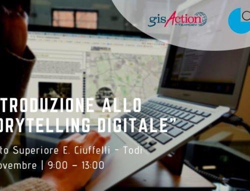 """""""Introduzione allo Storytelling Digitale"""": secondo appuntamento formativo rivolto ai giornalisti"""