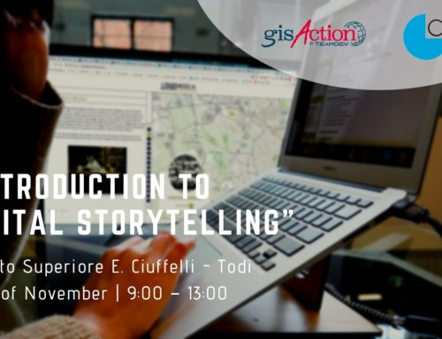 """Introduction to Digital Storytelling"": second training appointment for journalists"