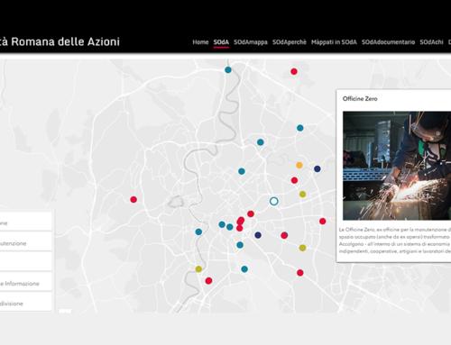 SOdA – Applicazione di crowdsourcing per il popolamento di una mappa collaborativa