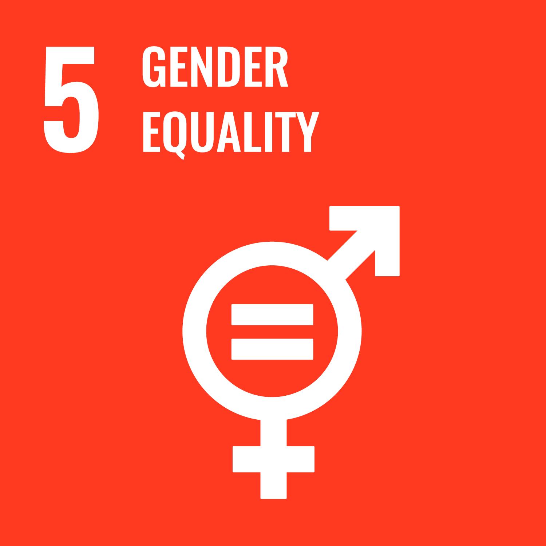 SDG MAP 5 – Uguaglianza di Genere