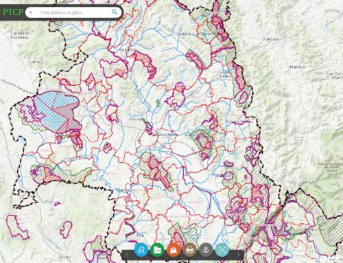 Piattaforma per la condivisione di dati, la visualizzazione e la collaborazione realizzata per la Provincia di Perugia