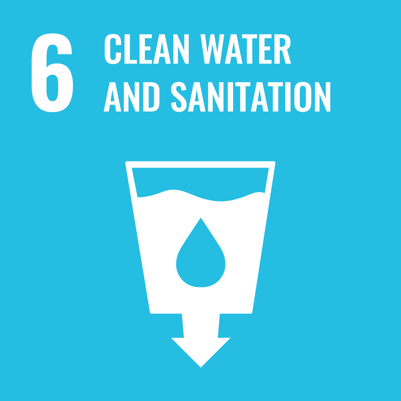 SDG MAP 6 – Acqua Pulita e Igiene